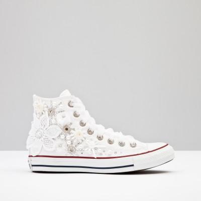 Converse 2016 White Wedding