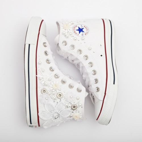 Converse 2016 White Wedding